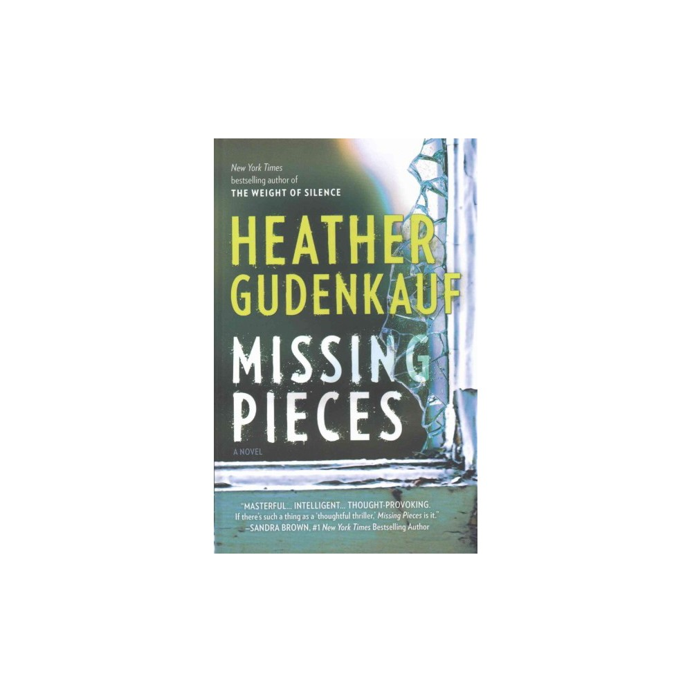 Missing Pieces (Large Print) (Hardcover) (Heather Gudenkauf)