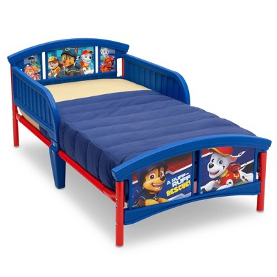 Toddler PAW Patrol Plastic Bed - Delta Children
