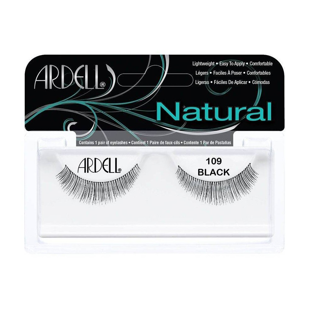 Image of Ardell Eyelash 109 Black - 1ct