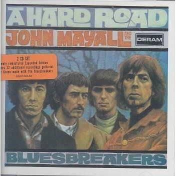 John Mayall - A Hard Road: Bluesbreakers (2 CD Expanded Ed.)