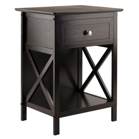 Xylia Accent Table Coffee Finish - Winsome - image 1 of 4