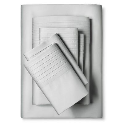 Lancaster 1000 Thread Count Sheet Set (Queen)Platinum - Elite Home