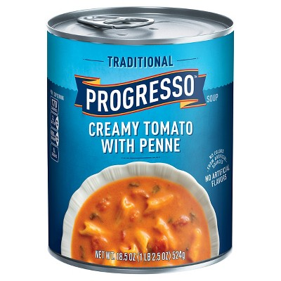 Progresso Traditional Creamy Tomato with Penne Soup 18.5oz