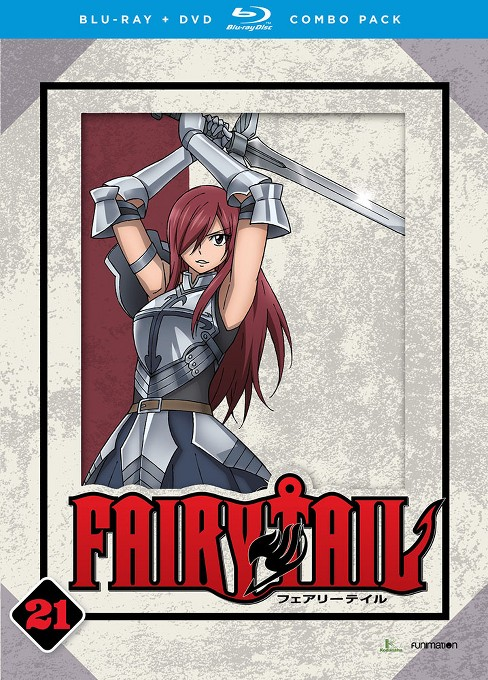 Fairy tail:Part 21 (Blu-ray) - image 1 of 1