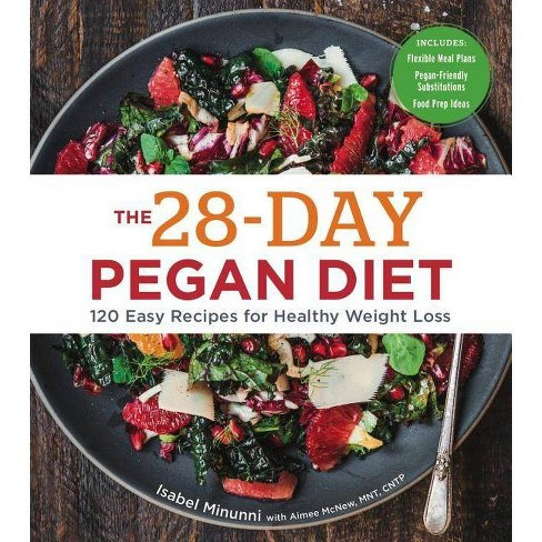 The 28-Day Pegan Diet - by  Isabel Minunni & Aimee McNew (Paperback) - image 1 of 1