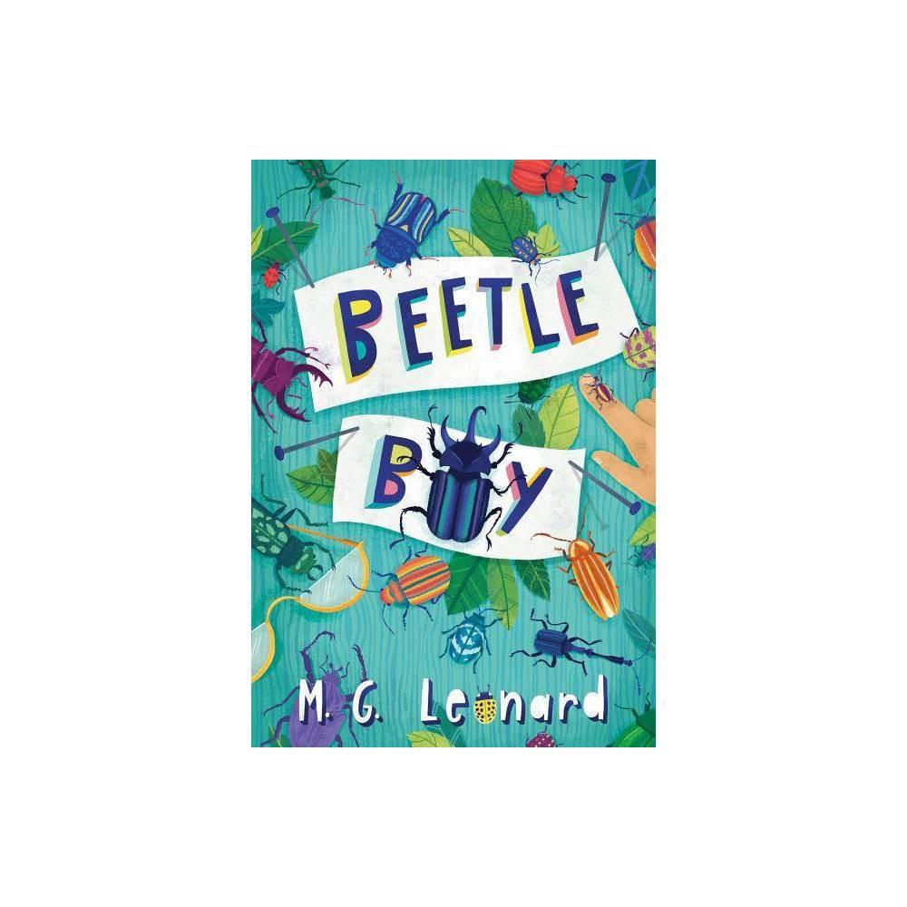 Beetle Boy By M G Leonard Paperback