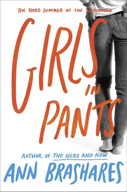 Girls In Pants ( Readers Circle Series) (Reprint) (Paperback) by Ann Brashares - image 1 of 1