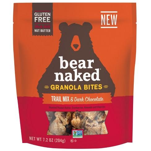 Bear Naked Granola Bites Trail Mix & Dark Chocolate - 7.2oz - image 1 of 1