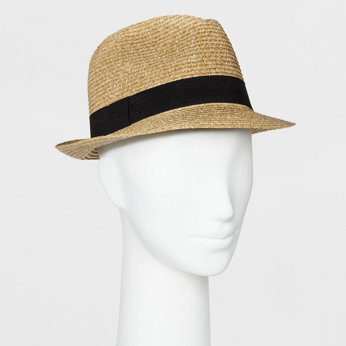 Women's Fedora - A New Day™ Heather - image 1 of 2