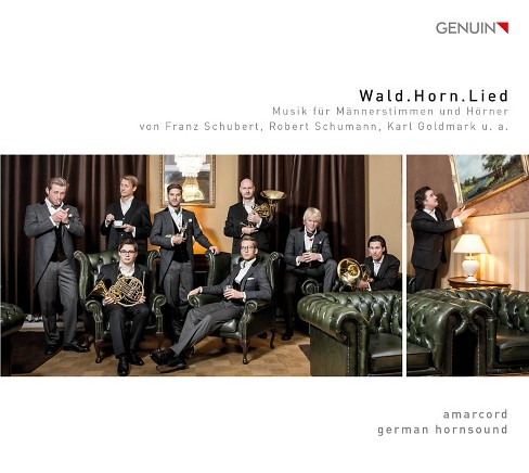 Amarcord - Wald horn lied (CD) - image 1 of 1