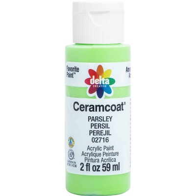 Delta Ceramcoat Acrylic Paint (2oz) - Parsley