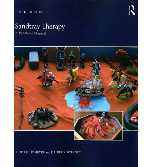 Sandtray Therapy : A Practical Manual (Paperback) (Linda E. Homeyer) - image 1 of 1