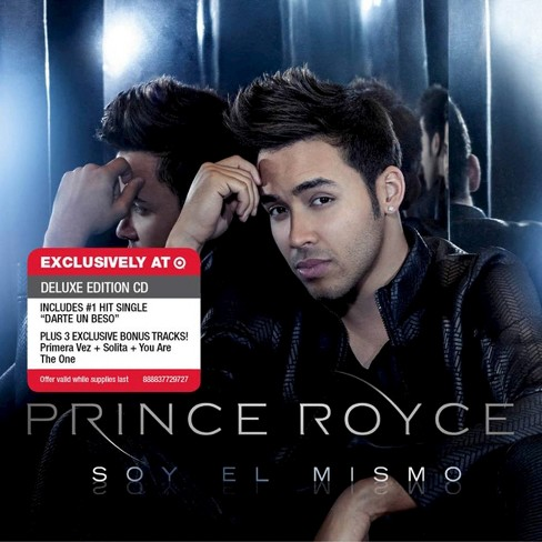 Prince Royce- Soy El Mismo - Only at Target - image 1 of 1