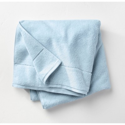 Modal Bath Towel Light Sky Blue - Casaluna™