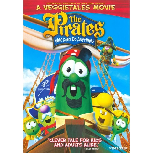 The Pirates Who Dont Do Anything A Veggie Tales Movie Ws