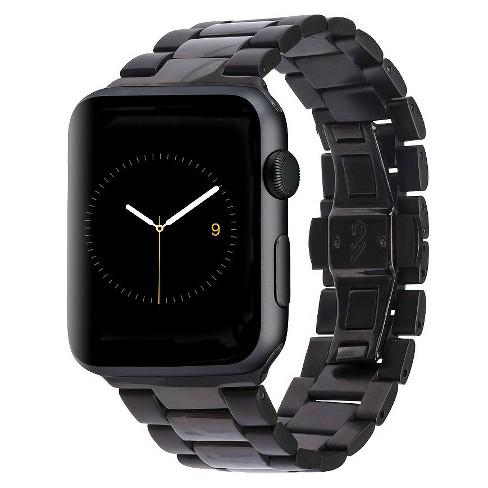 d5c27ad715d8 Case-Mate Metal Link Watch 42mm - Black : Target