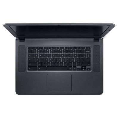 Acer Chromebook 15-15.6  HD Celeron N3060 2GB LPDDR3/16GB Storage - (CB3-532-C3F7)- Black