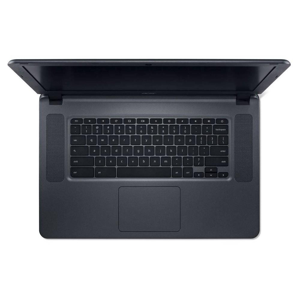 Acer Chromebook 15-15.6 HD Celeron N3060 2GB LPDDR3/16GB Storage - (CB3-532-C3F7) - Black, Gray