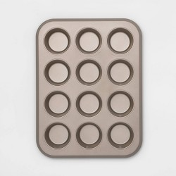 12 Cup Aluminized Steel Muffin Pan - Made By Design™