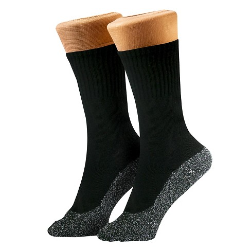 As Seen on TV® 35 Below Ultimate Comfort 2pk Socks - image 1 of 4