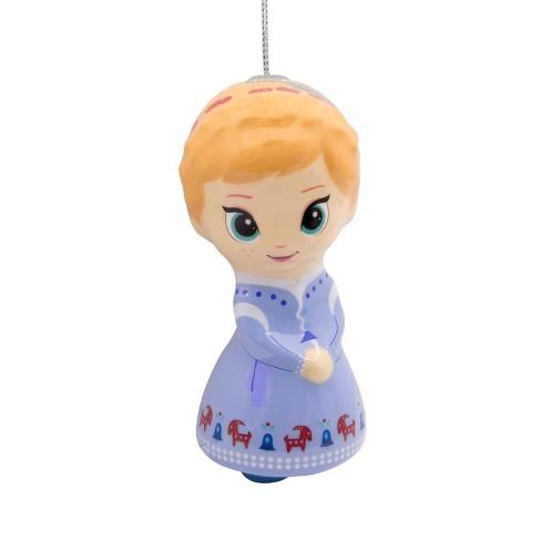 Hallmark Disney Frozen Anna Decoupage Christmas Ornament Anna - Hallmark Disney Frozen Anna Decoupage Christmas... : Target