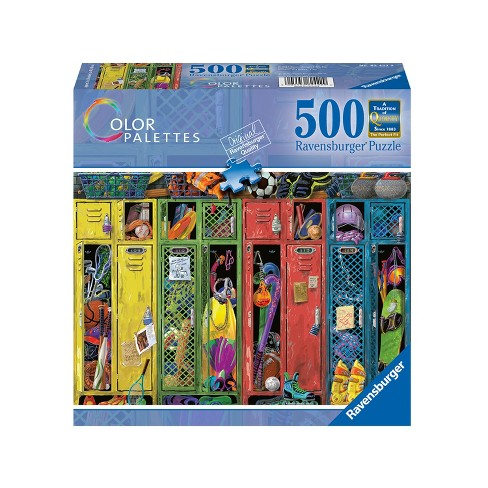 Ravensburger Athlete's Palette 500pc Puzzle - image 1 of 4