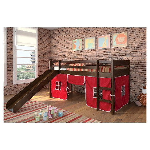 Wasila Kids Bed Red - Acme - image 1 of 1