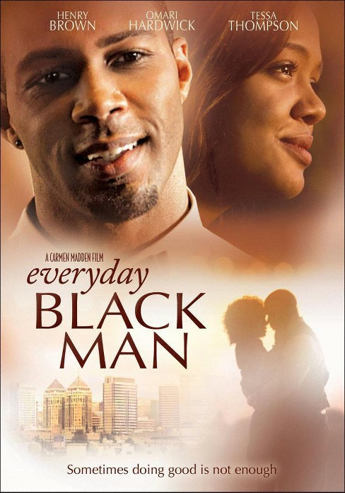 Everyday black man (DVD) - image 1 of 1