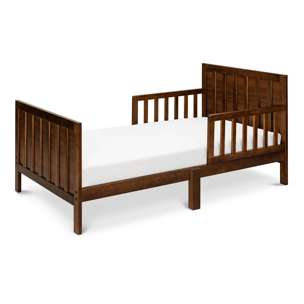 Image of Carter's By Davinci Benji Toddler Bed - Espresso, Brown