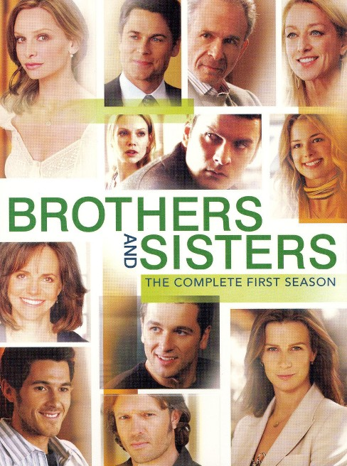Brothers & Sisters: The Complete First Season (6 Discs) (dvd_video) - image 1 of 1