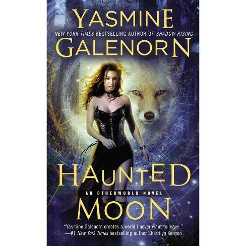Haunted Moon - (Otherworld) by  Yasmine Galenorn (Paperback) - image 1 of 1