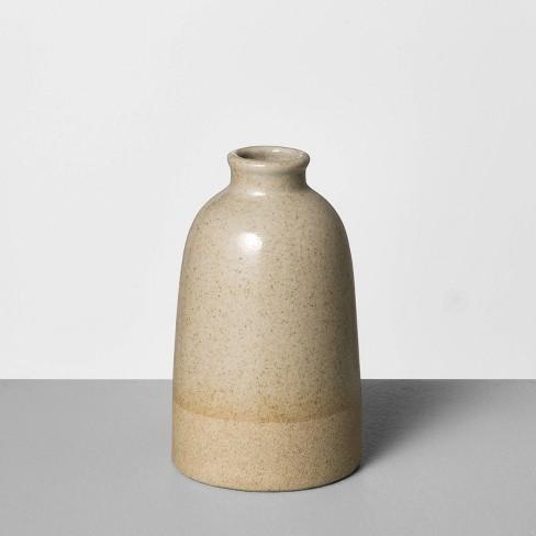 Stoneware Vase Gray - Hearth & Hand™ with Magnolia - image 1 of 3