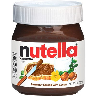 Ferrero Nutella® Chocolate Hazelnut Spread - 13oz