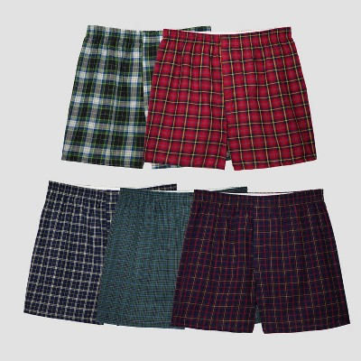 Fruit of the Loom Men's Boxers - Colors May Vary