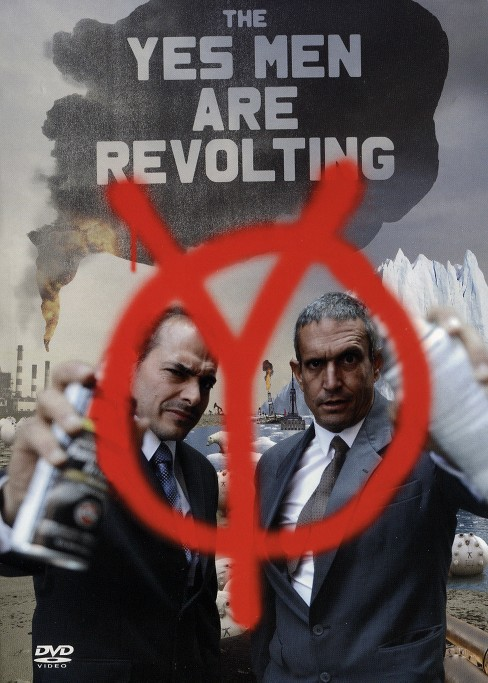 Yes men are revolting (DVD) - image 1 of 1