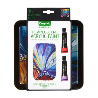 Craft Paint Sets 16 ct Crayola