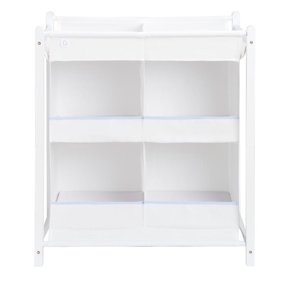 Image of Munchkin Nursery Essentials Organizer, White