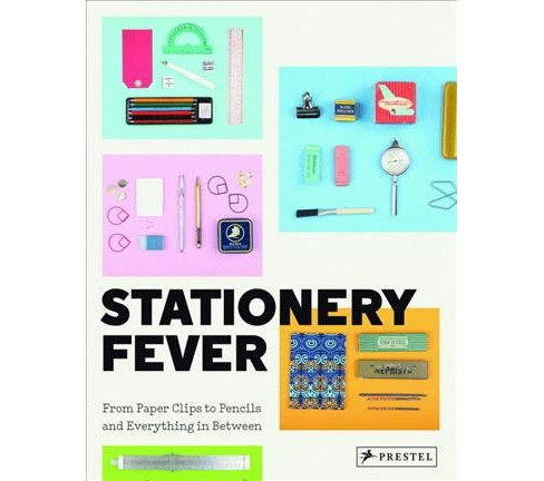 Stationery Fever : From Paper Clips to Pencils and Everything in Between (Hardcover) (John Z. Komurki) - image 1 of 1