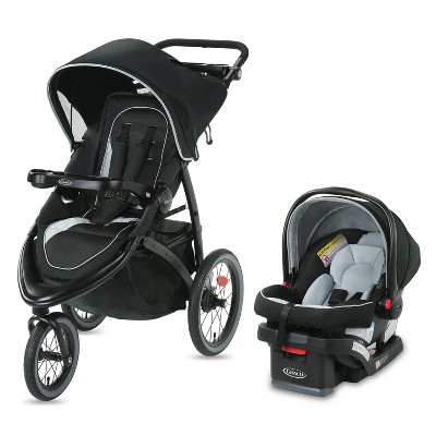 Graco FastAction Jogger LX Travel System Stroller - Mansfield