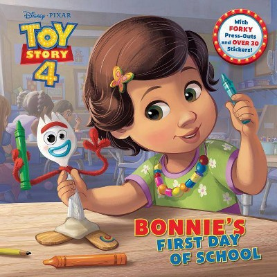 Toy Story 4 Deluxe by Disney (Paperback)
