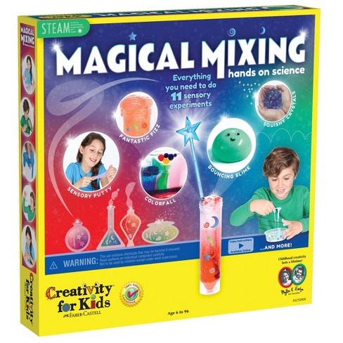 Creativity for Kids Magical Mixing Hands on Science Experiment Set - image 1 of 4