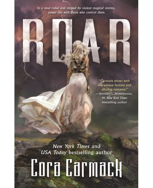 Roar -  (Stormheart) by Cora Carmack (Hardcover) - image 1 of 1