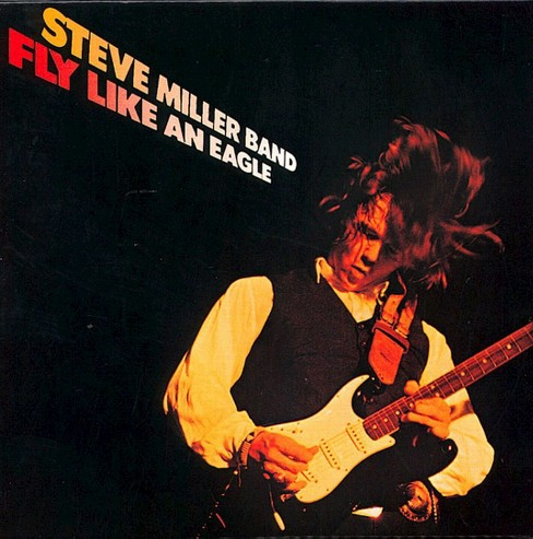 Steve band miller - Fly like an eagle (CD) - image 1 of 1