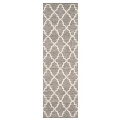 Montauk Rug - Grey/Ivory - (2'3 x7')- Safavieh®