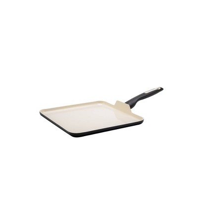 "GreenPan Rio 11"" Ceramic Nonstick Griddle Black"
