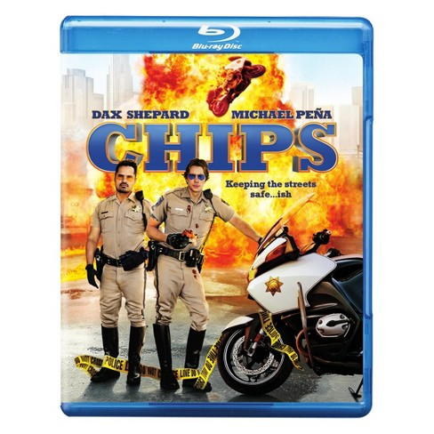 CHIPS (Blu-ray) - image 1 of 1