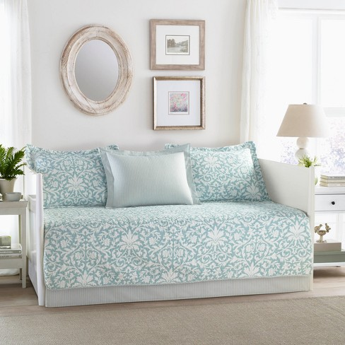 Blue Mia Daybed Set - Laura Ashley - image 1 of 3