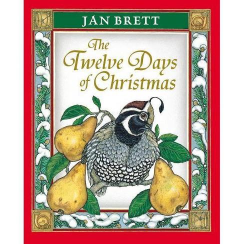 Αποτέλεσμα εικόνας για The Twelve Days of Christmas Jan Brett