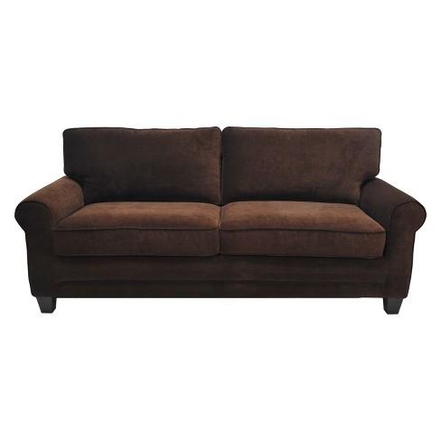 "78"" Deep Seating Copenhagen Sofa - Serta - image 1 of 4"