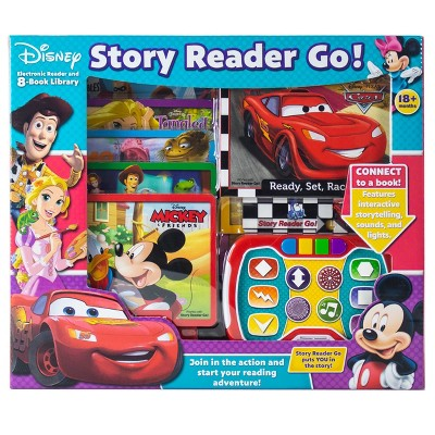 Disney Mickey, Minnie and More! - Story Reader Go! Electronic 8-book Box Set